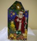Дед Мороз с блестками